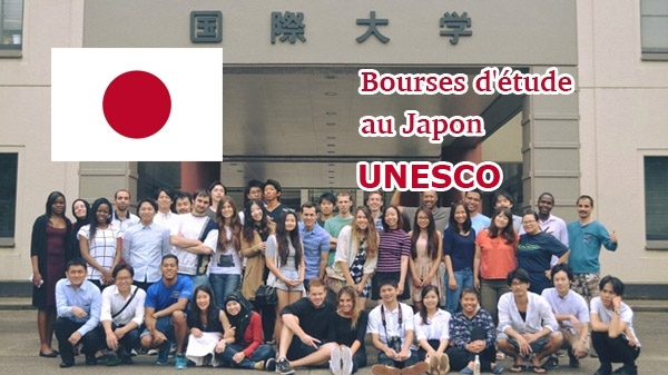 Bourse UNESCO/Japon