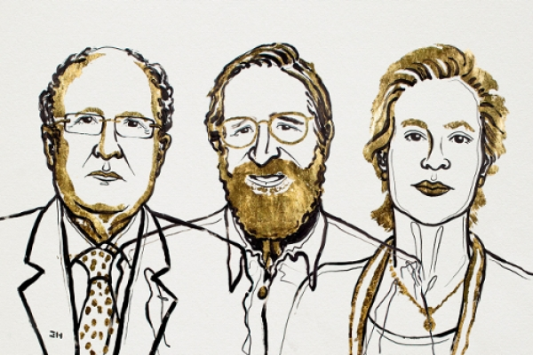 'Test-tube' evolution wins Chemistry Nobel Prize