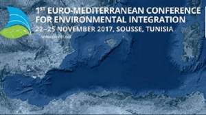 "CFP ""Springer Euro-Mediterranean Conference for Environmental Integration"" EMCEI-2017"