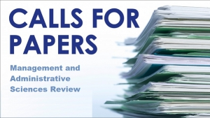 CALL FOR PAPERVol. 5(3), May, 2016 Management and Administrative Sciences