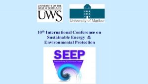 10th International Conférence on Sustainable Energy and Environmental Protection (SEEP 2017),