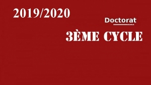 UFMC1 DOCTORAL COMPETITION EXAM 2019_2020 ANNOUNCEMENT