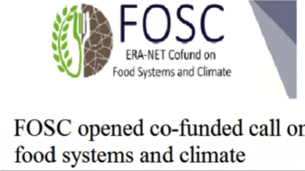 FOSC (ERA-NET Cofund on Food Systems and Climate)