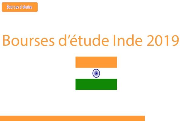 نتيجة بحث الصور عن Offre de bourse d'études du Gouvernement Indien