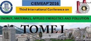 CIEMEAP 2016  Third International Conference