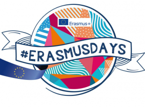 #ErasmusDays 15 - 16 - 17 Octobre 2020